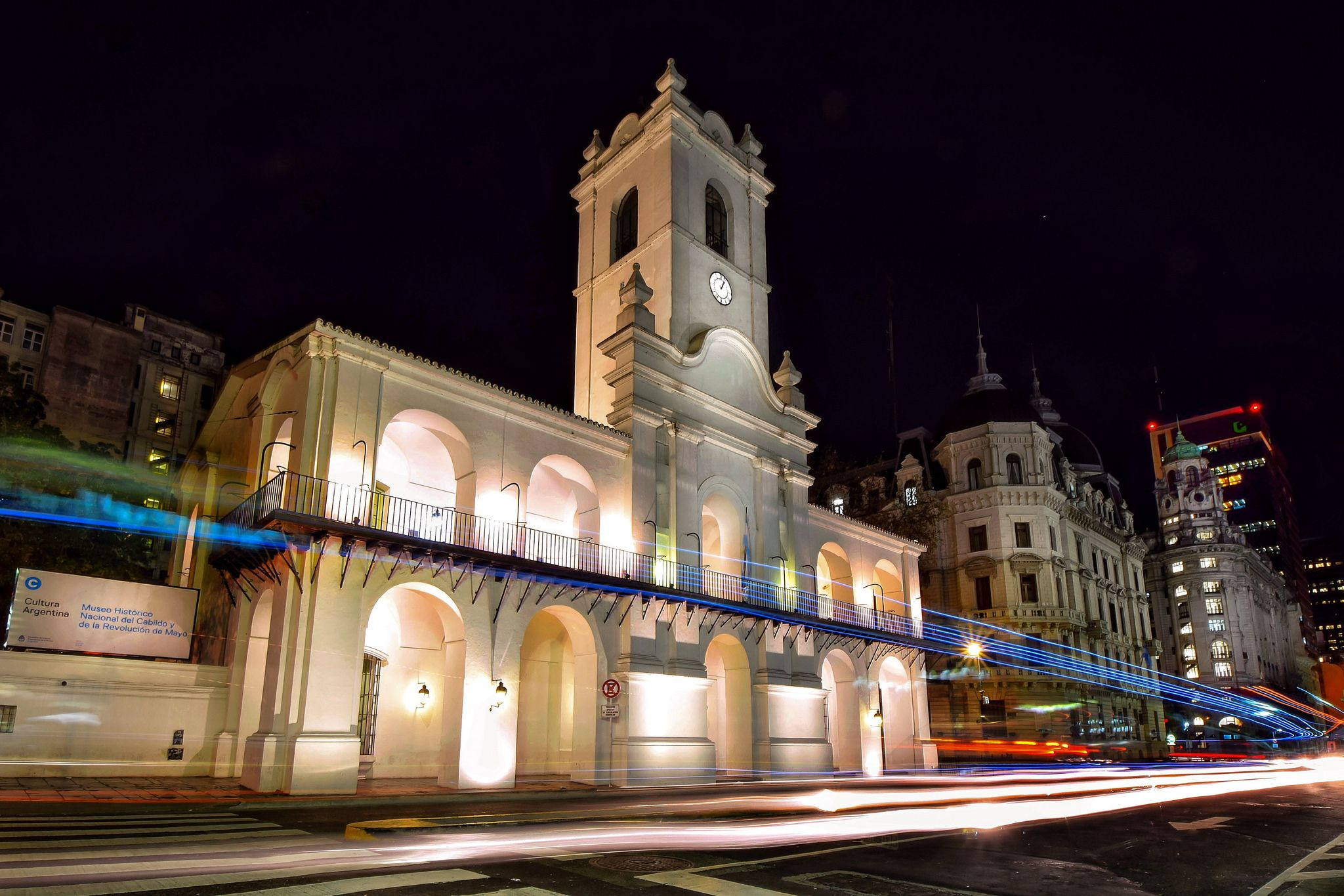 El Cabildo, Buenos Aires
