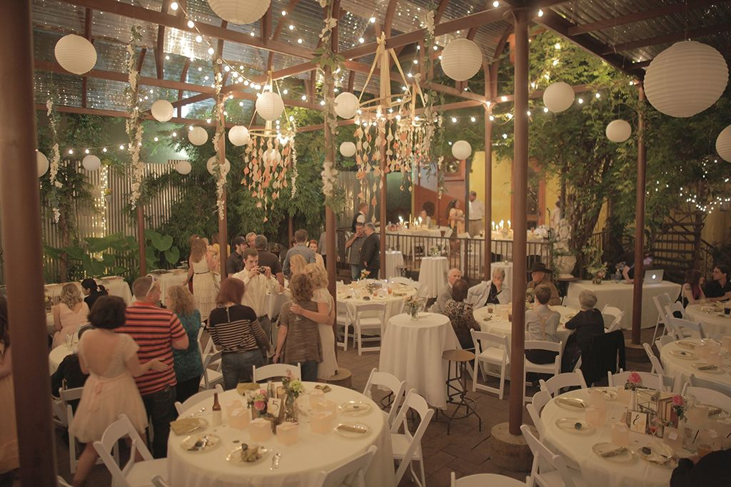 A Unique Wedding Venue In Houston The Avantgarden Offers An Enchanting For Your Ceremony And Reception Complete With Three Bars