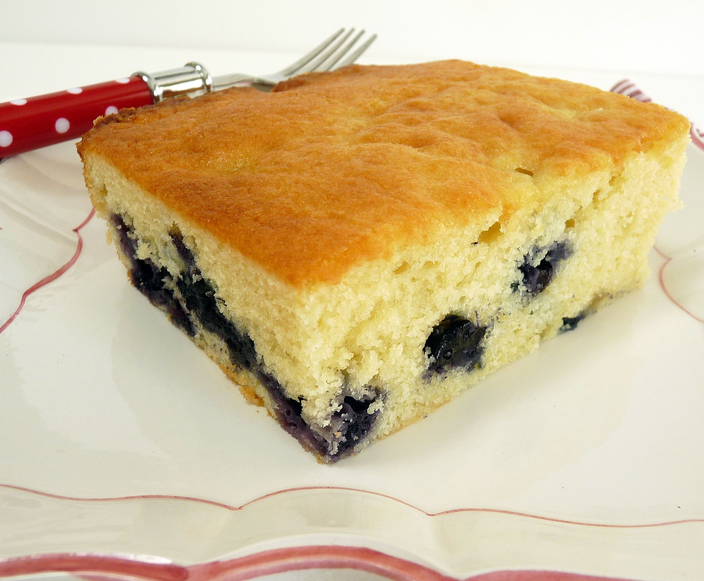 Inas blueberry coffee cake muffins wives with knives