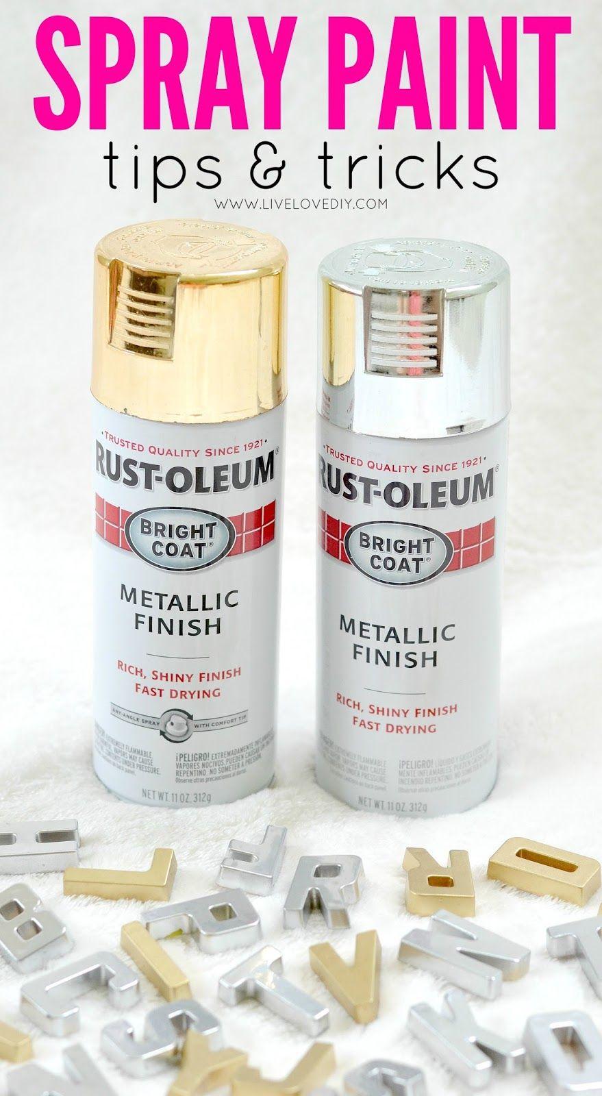 Livelovediy Diy Gold And Silver Magnets Gold Diy Diy Magnets Diy Spray Paint