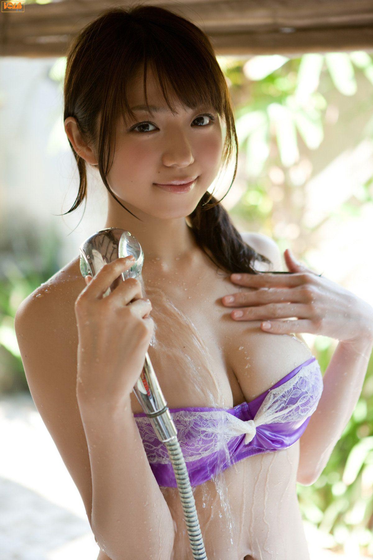 Japanese girl naked computer