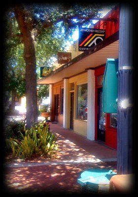 Shopping A La Thornton Park Orlando Parks Downtown Orlando Lake Eola Heights