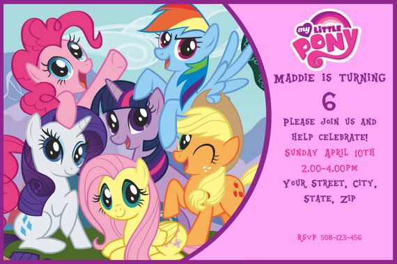 My Little Pony Friendship Is Magic Digital By