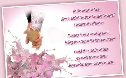 Wedding Congratulations Messages Wish Your Loved Ones On Their
