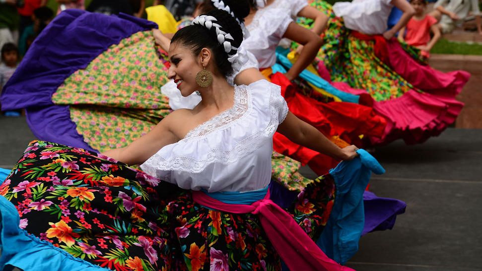 Mexico traditions and customs