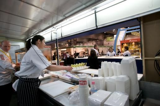 Experiential Marketing at Fine Food Expo