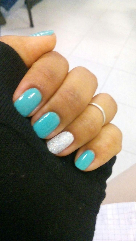 Simple cute natural summer nail color designs beauty