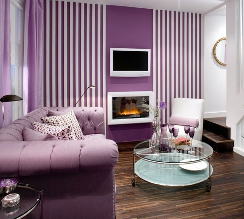 20 violet living room design ideas for your dream space in accordance with budget