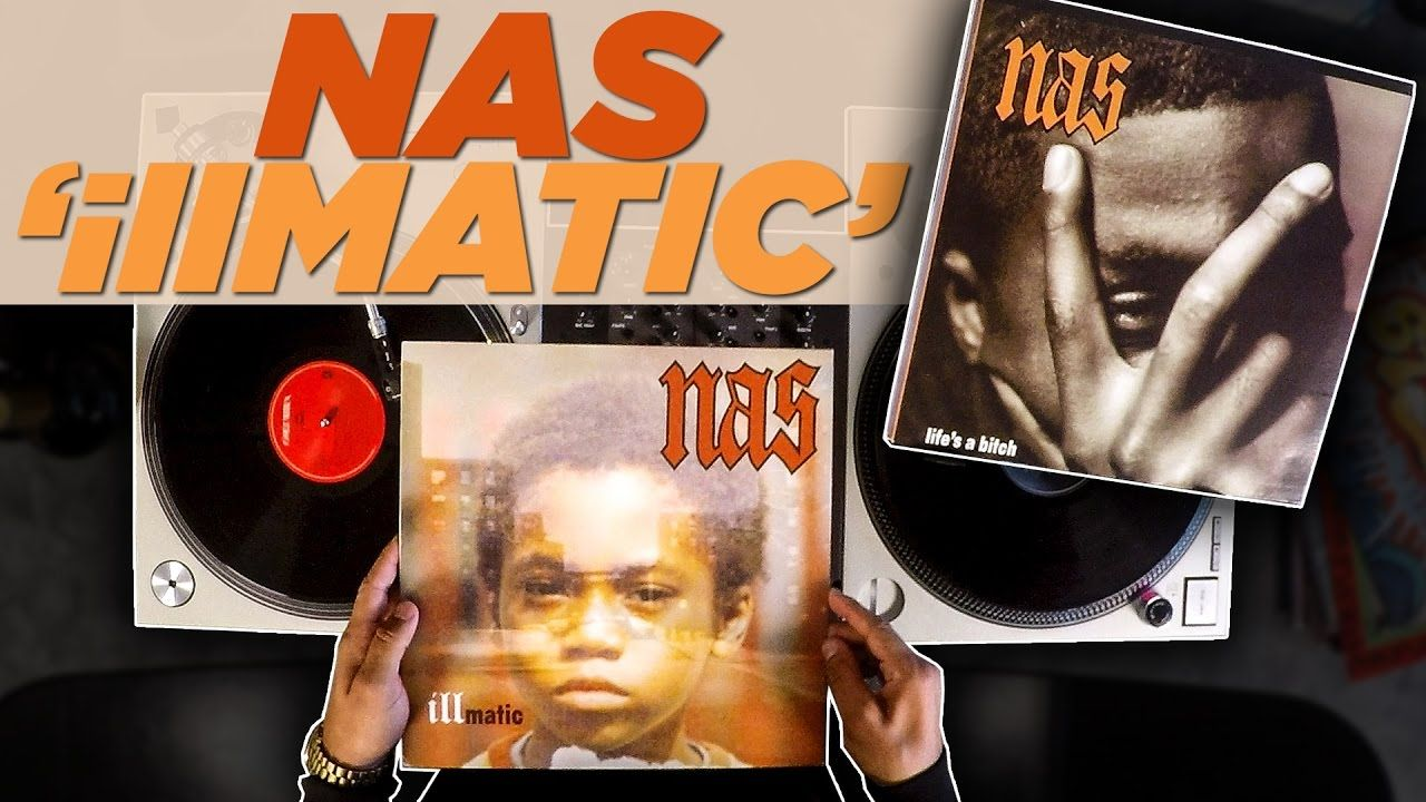 Discover Classic Samples Used On Nas 'illmatic' | music | Pinterest