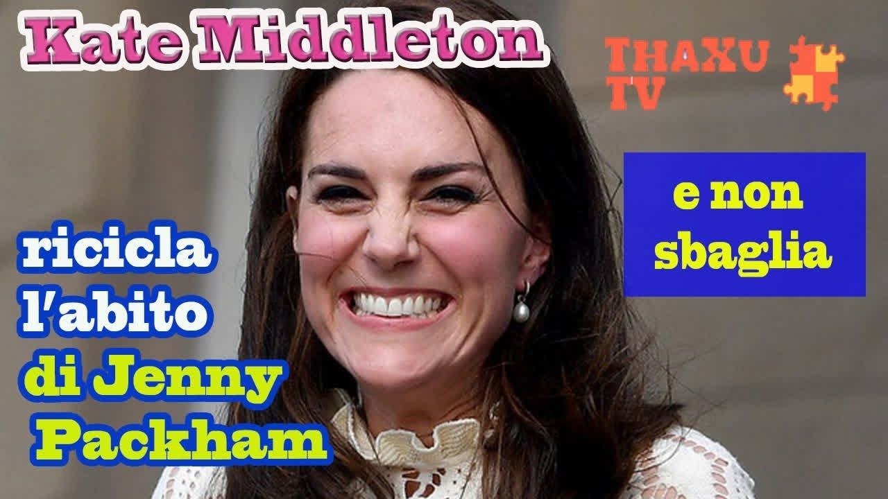 Kate Middleton ricicla labito di Jenny Packham e non sbaglia ... 46833cd7eb8