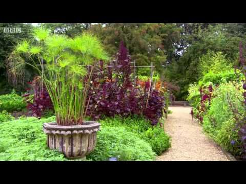 Herbaceous Borders U0026 Kitchen Gardens. Fantastic Tour Through Perennial  Borders And Kitchen Gardens In Great Britain. Reviews Secrets Of Creating A  Flowing ...