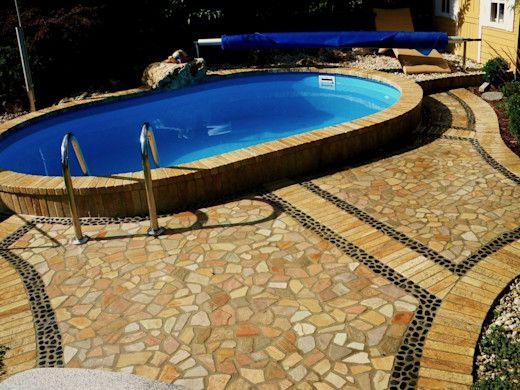 22 fantastiques petites piscines pour votre jardin - 1ère partie