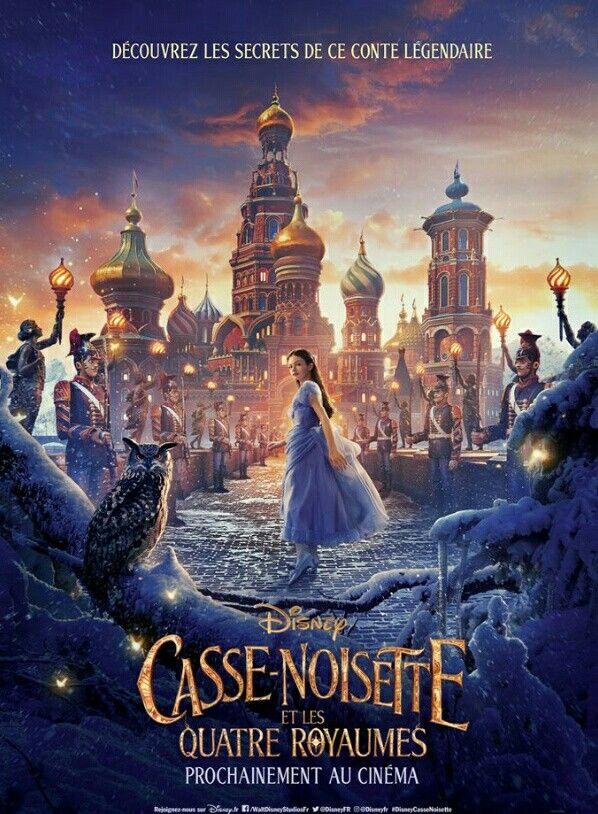 Casse noisette et les 4 royaumes | Casse noisette, Night ...