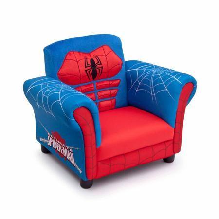 Delta Childrens Products Spider Man Figural Chair Walmart