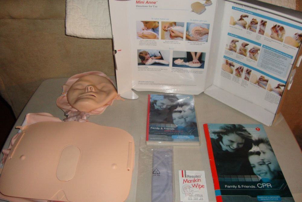 Laerdal Cpr Family And Friends Learning Program Laerdal