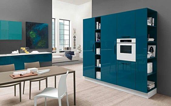 Alicante Kitchen By Febal   Design Matteo Beraldi