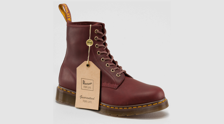 62a0a76c27b Dr Martens 1460 For Life OX Blood Smooth Hardlife- Doc Martens Boots and  Shoes  180