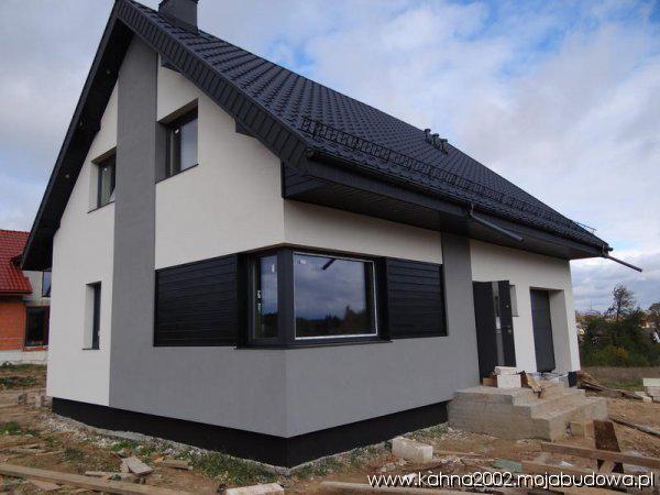 Blog Mojabudowa Pl Dom Z255a Buduje Kahna2002