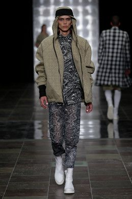 Asger Juel Larsen SS14 : Copenhagen Fashion Week #street_wear #new #fashion #design #trend