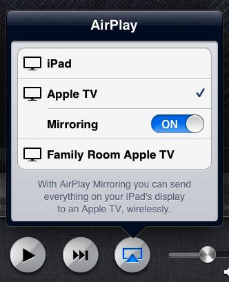 Mirroring iPad to Apple TV   i pad   Iphone hacks, Apple