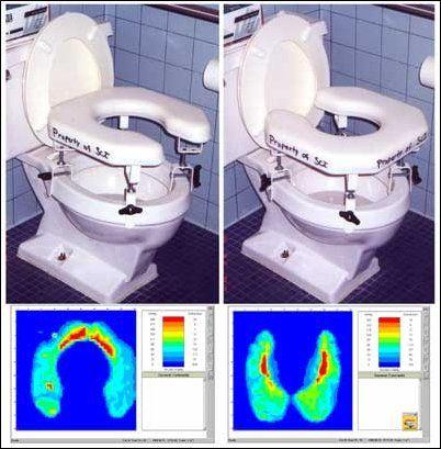Tremendous Turning The Toilet Seat Around Right Takes Pressure Off Inzonedesignstudio Interior Chair Design Inzonedesignstudiocom