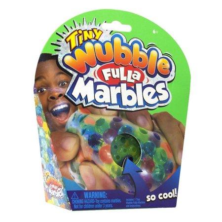 Tiny Wubble Fulla Marbles In 2020 Tiny Walmart Marble