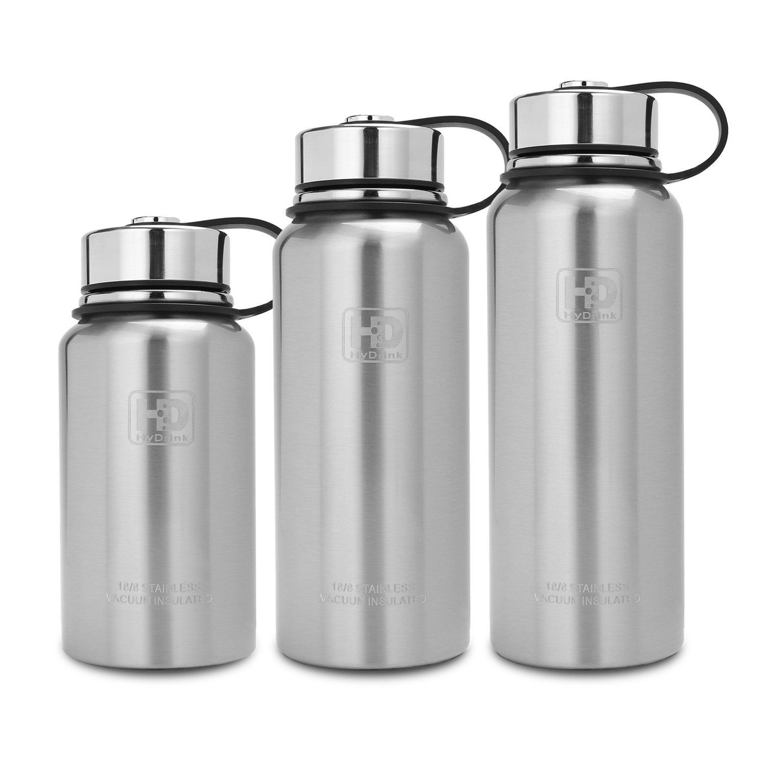Wide Mouth Vacuum Insulated Stainless Steel