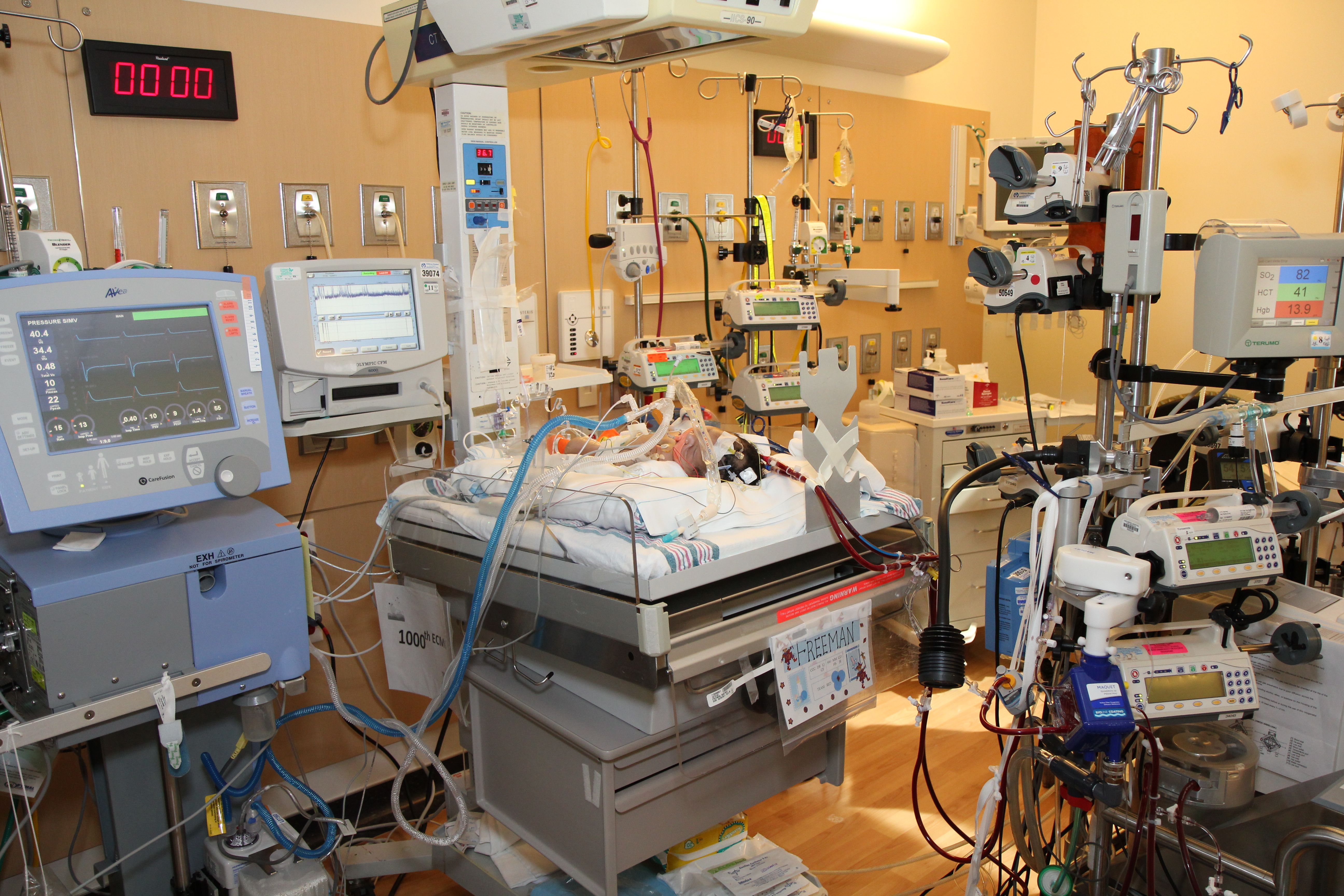 Ecmo babies are a big part of my life love the roller