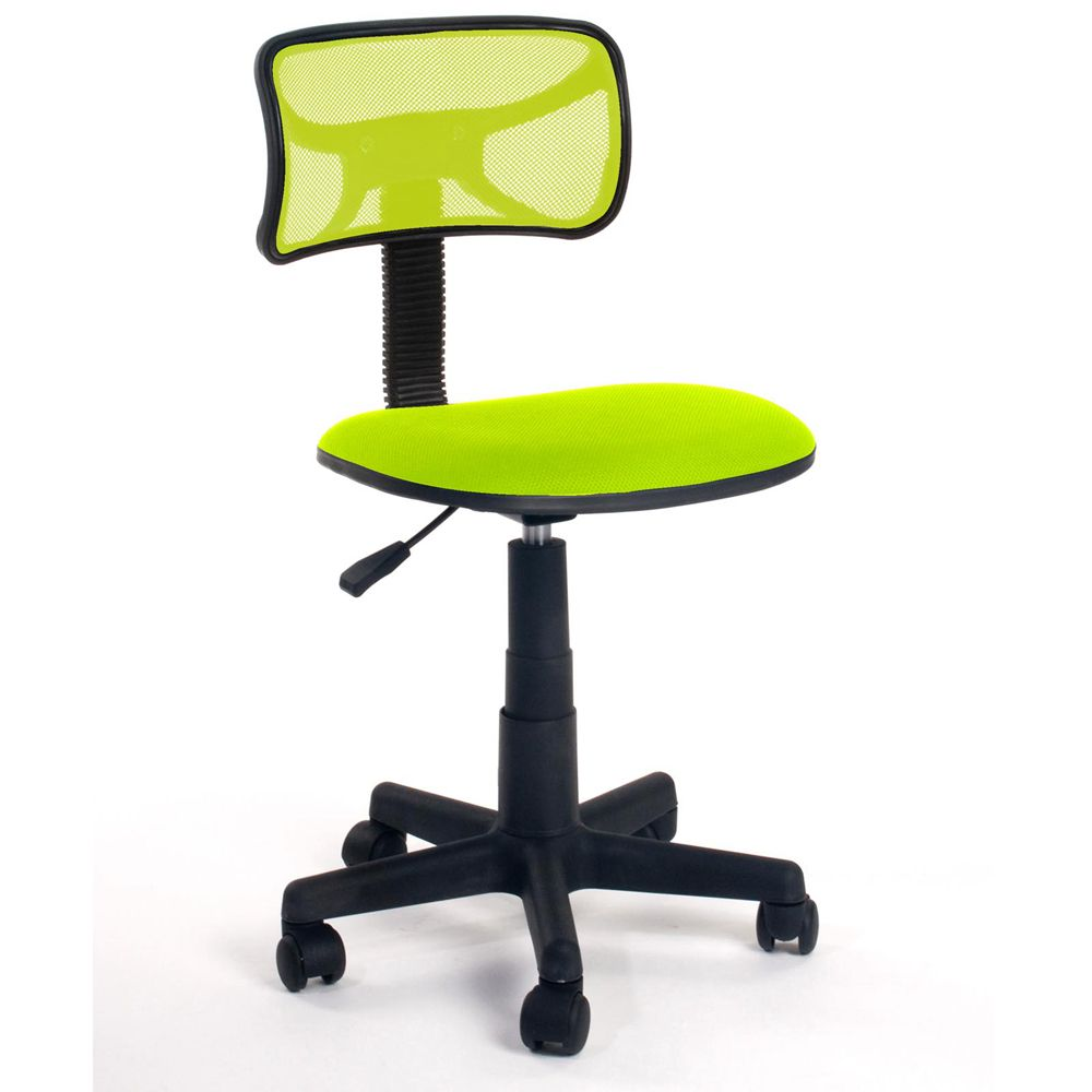 Aingoo Breathable Office Computer Chair Without Arms With Fabric