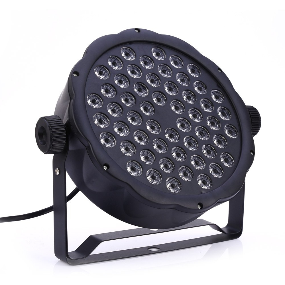 37.06$  Watch now - https://alitems.com/g/1e8d114494b01f4c715516525dc3e8/?i=5&ulp=https%3A%2F%2Fwww.aliexpress.com%2Fitem%2FHot-Selling-2016-New-Design-Intelligent-Voice-Control110-220V-54-RGB-LED-Flat-Par-Stage-Lighting%2F32704531145.html - Hot Selling!2016 New Design Intelligent Voice Control110-220V 54 RGB LED Flat Par Stage Lighting Idea For Wedding Club Dj show 37.06$