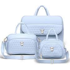 1d999f19e kit bolsas bebe menina - Pesquisa Google   Bolsa Maternidade ...