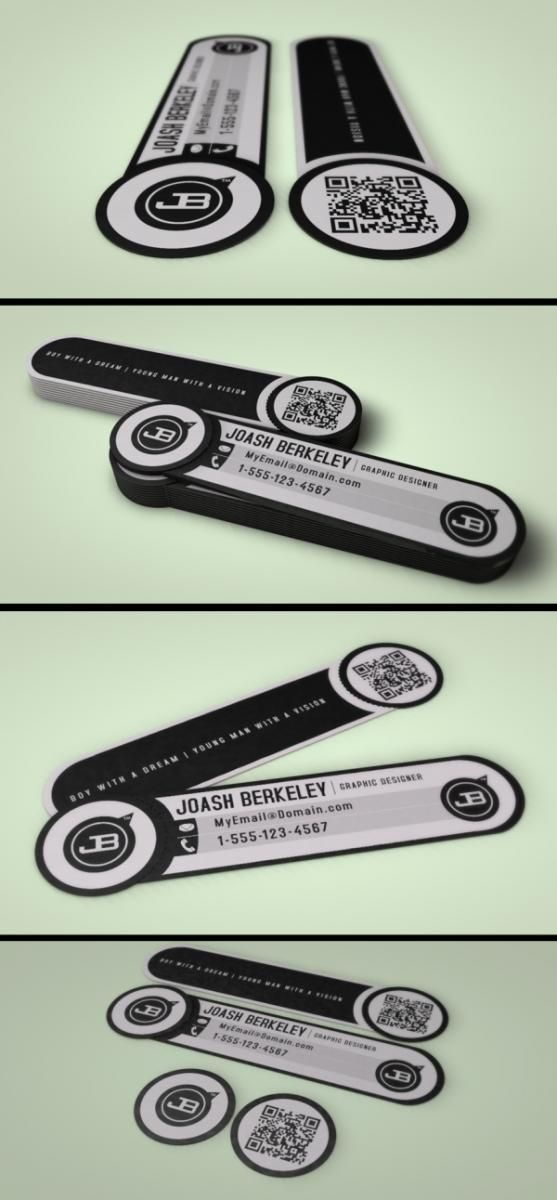 15 Really Brilliant Business Card Designs | business card ...
