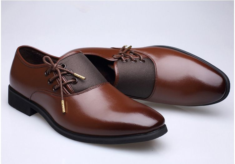 0df648274016 Shoes - Men s Business Fashion Oxford Dress Party Shoes in 2019 ...