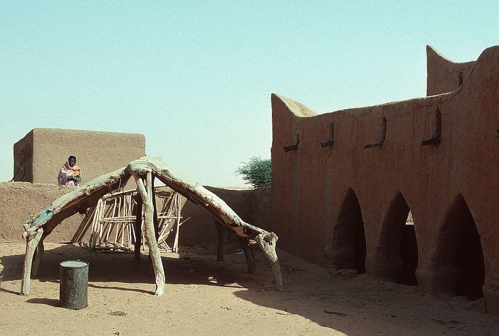 Mauretanien | Tamchekket