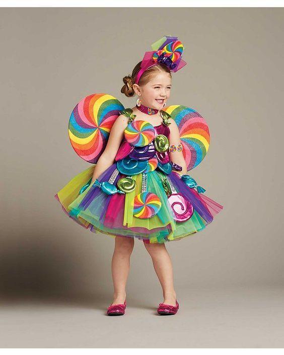 Resultado de imagen de disfraz hada de los dulces  dulce carnaval