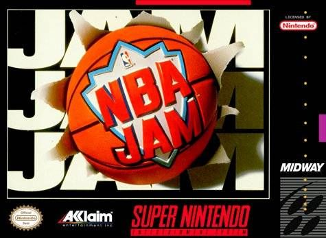 Image result for NBA Jam box
