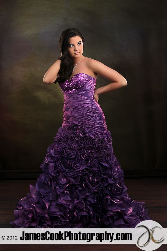 Crystal Purple Prom Dress From Urban Exchange In Georgetown Ky