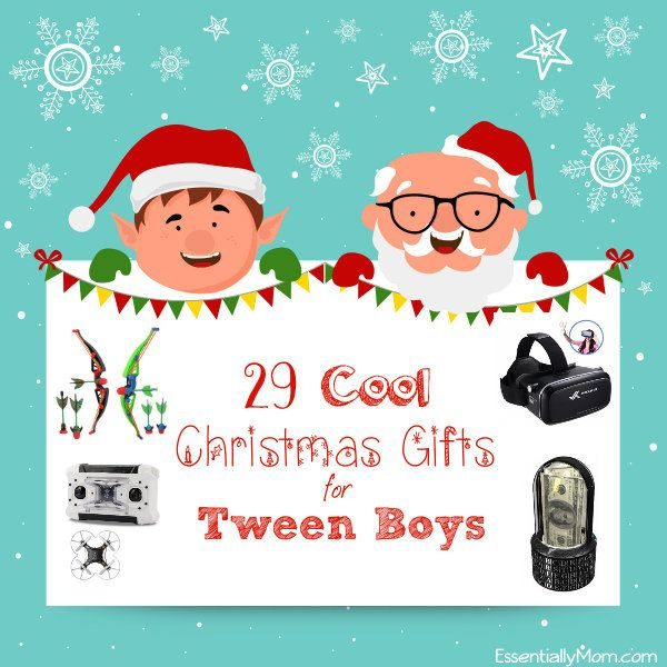 Christmas Crafts For 10 12 Year Olds Part - 41: 29 Cool Christmas Gifts For Tween Boys
