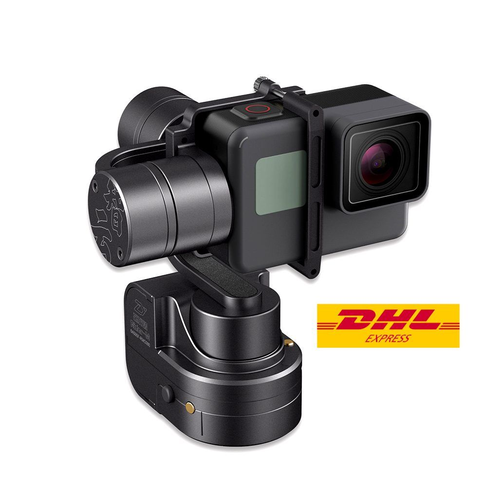 3 Axis Brushless Wearable 650 Motors Degree Moving Gimbal Cameras And Accessories Action Camera Handheld Camera