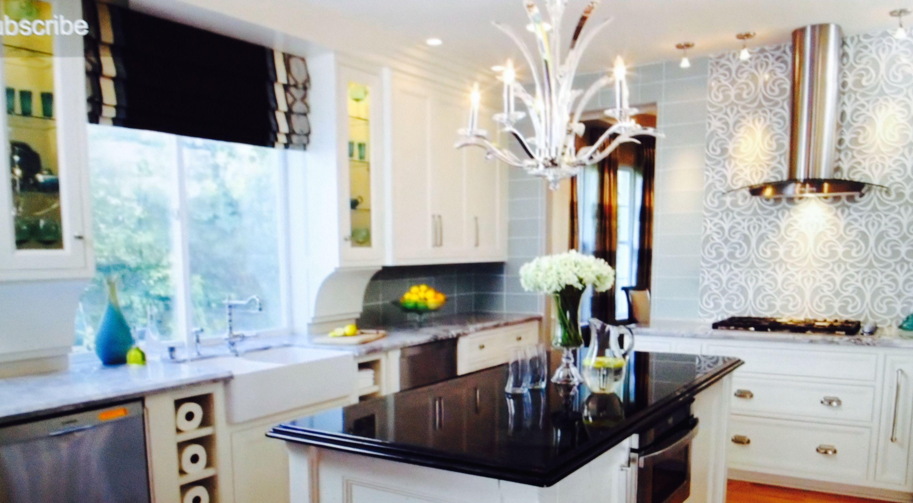 Rebecca Robeson, Beautiful Kitchen.  Part 55