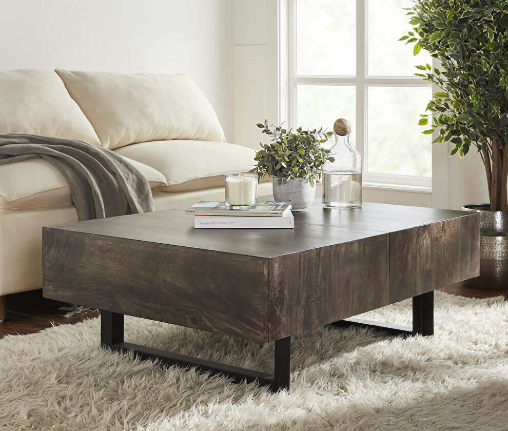 Glide Olive Coffee Table Gc01 103 Mod Arte Coffee Tables In 2021 Coffee Table Big Coffee Table Coffee Table With Storage [ 840 x 990 Pixel ]