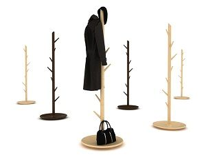 perchero de madera estilo arte decoracin accesoiros casa arte y