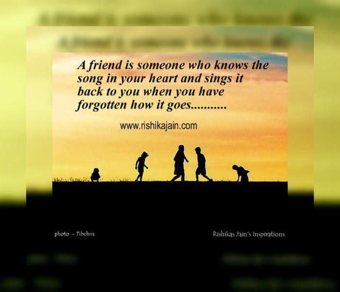 Touching Motivational Quotes: Dr A.P.J.Abdul Kalam: Friendship Quote