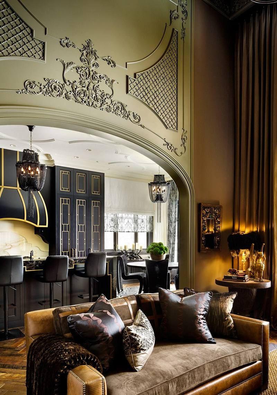 Interior Designer Lori Morris: Eclectic Luxury Design: Lori Morris