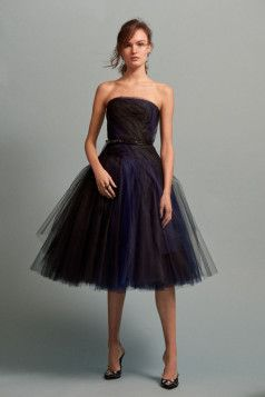 Oscar de la Renta Pre-Fall 2016 http://feszyn.com/oscar-de-la-renta-pre-fall-2016/  #moda #fashion #prefall #kolekcja #dress #sukienka #oscardelarenta