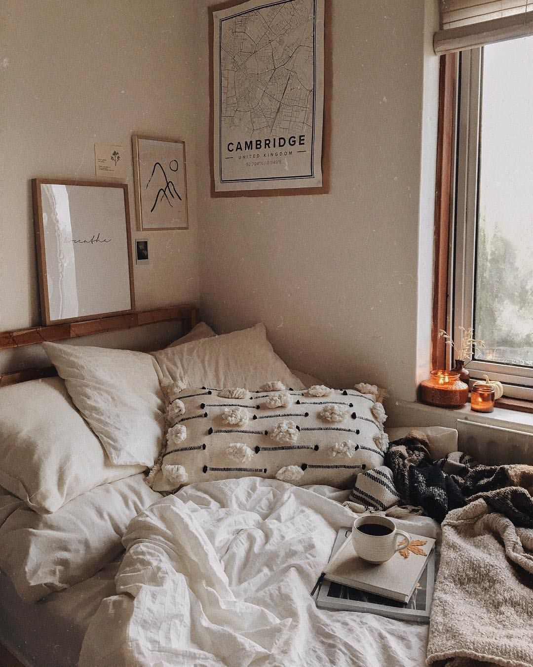 "Polly Florence on Instagram: ""Forever my favourite cosy corner"