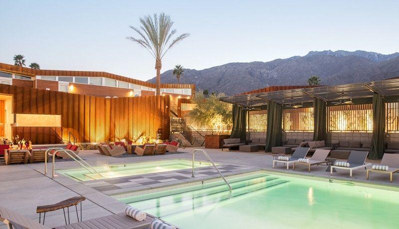 Built For The Neighborhood Arrive Palm Springs Dream Hotels Hotel