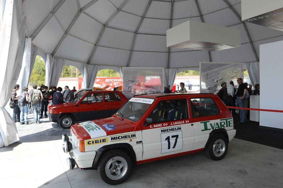 Seat Panda Gr 2 Carlos Sainz