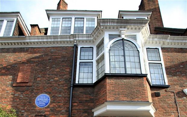 For Sale Winnie The Pooh Creator A A Milne S Home House At Pooh