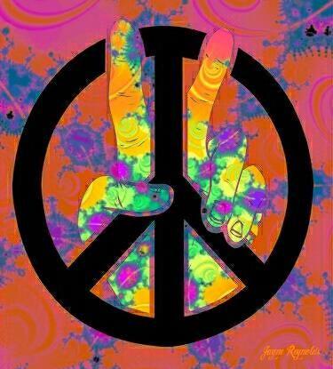 Peace Sign Art Peace Pinterest Peace Hippie Art And Hippie
